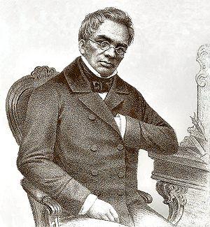 Портрет Н.И.Греча