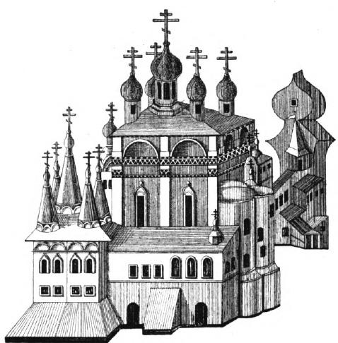 Благовещенский собор в Сольвычегодске
